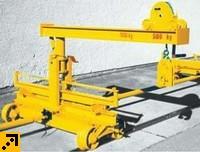 40.51 Механизм для погрузки и транспортировки рельсов