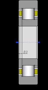 Подшипники роликовые цилиндрические однорядные 4