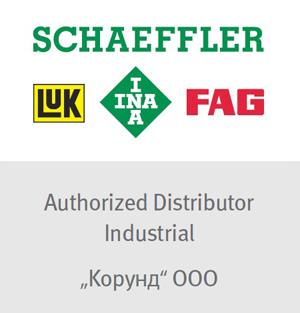 Подшипники Schaeffler INA FAG