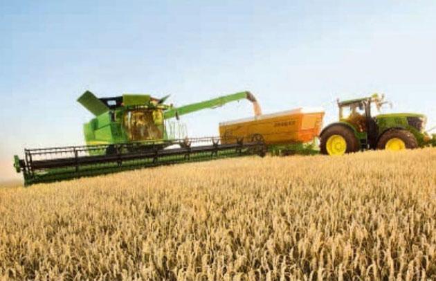 Сельскохозяйственная техника требует использования прочных малообслуживаемых подшипников